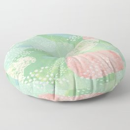 The Pond Floor Pillow