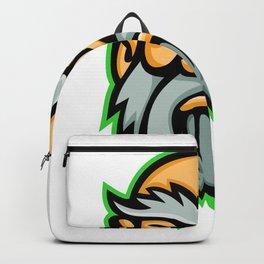 Cronus Greek God Mascot Backpack