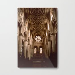 Oxford, England Metal Print