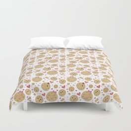 Cookie Love Duvet Cover