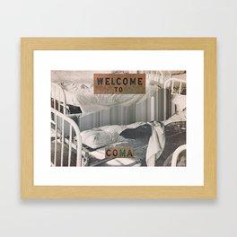 wtc Framed Art Print