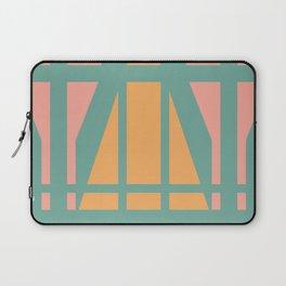Orange Palette Laptop Sleeve