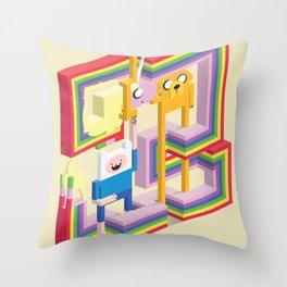 Mathematical! Throw Pillow