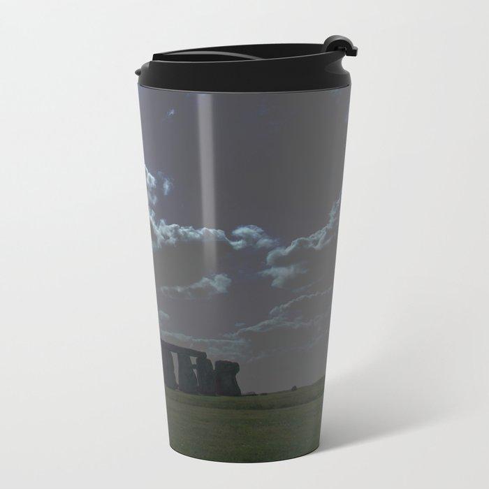 Stonehenge Metal Travel Mug