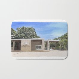 73 - IIMB maingate Bath Mat