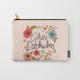 Pretty Swe*ry: Adios Bitchachos Carry-All Pouch