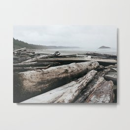 Pacific Drifters Metal Print