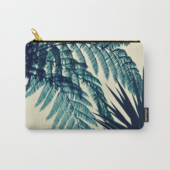 Green of the Tropics Carry-All Pouch