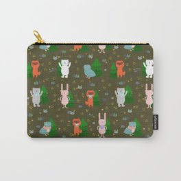 Cute animals Carry-All Pouch