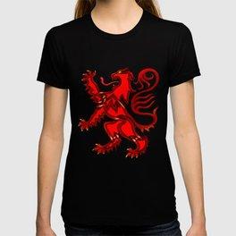 Scots Lion Knot T-shirt