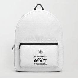 Scout Joke Backpack