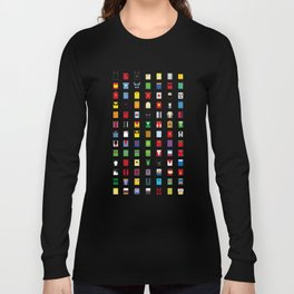 Minimalism SH Long Sleeve T-shirt