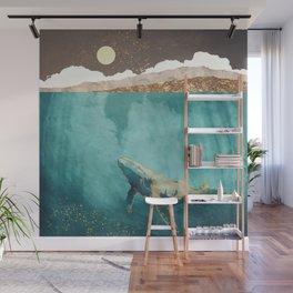 Light Beneath Wall Mural