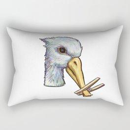 Rx Quack by KPC Studios Rectangular Pillow