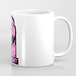 RBG Dissent in Pink Coffee Mug
