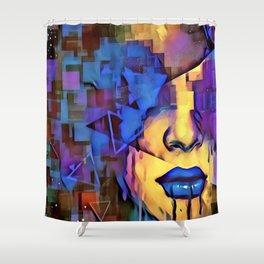 Sincerity Shower Curtain