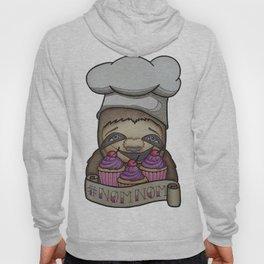 Cupcake Sloth Hoody