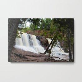 Gooseberry Falls Metal Print