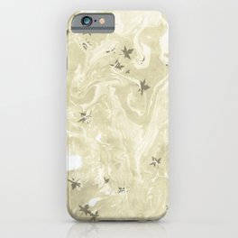 How the Ink Moves V iPhone Case