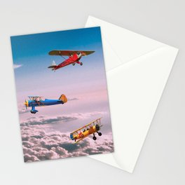 Busy Boys Stationery Cards