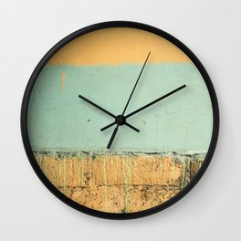 ColoredWall Wall Clock