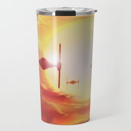 Tie Fighters Travel Mug