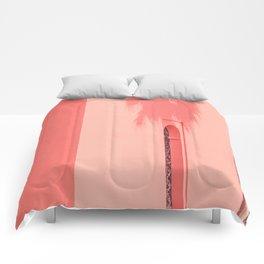 Between Light And Shadow Comforters