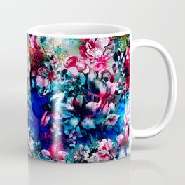 RPE SEAMLESS FLORAL VI Coffee Mug
