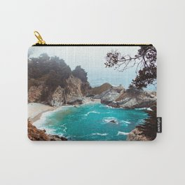 Julia Pfeiffer Burns State Park Carry-All Pouch