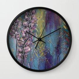 Seeds of Loving Spirit Wall Clock