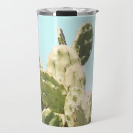 Cactus Summer Travel Mug