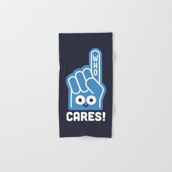 A Pointed Critique Hand & Bath Towel