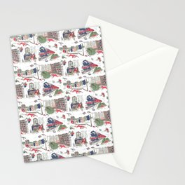 Miss Marple Stationery Cards