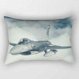 Portuguese Falcon Rectangular Pillow