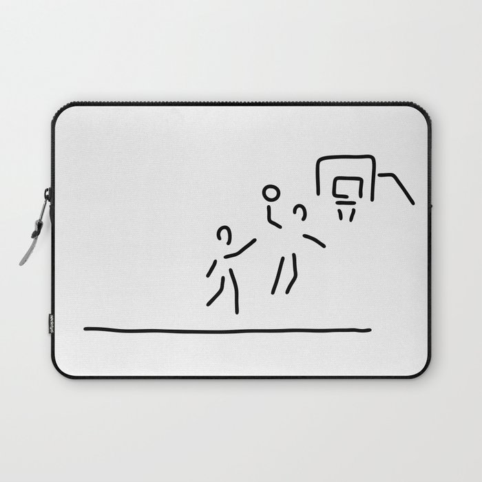 basketball usa basketball player Laptop Sleeve