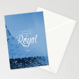 Be Royal Stationery Cards