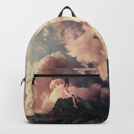 You came from the Clouds Backpack