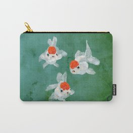 3 Goldfish Carry-All Pouch
