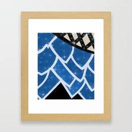Young Viktor Framed Art Print