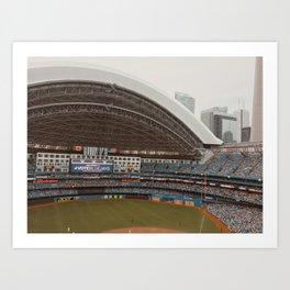Rogers Centre Art Print