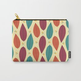 When the leaves come falling down Carry-All Pouch