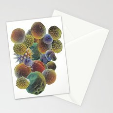Micro-pollen Stationery Cards