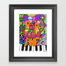 Pop Art Framed Art Print