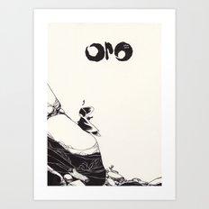 oro Art Print
