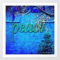 Peace Wall Art Print