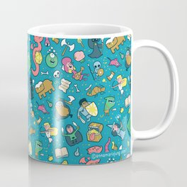 Dungeons & Patterns Coffee Mug