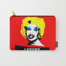 Amanda Lepore x Marilyn Monroe. Carry-All Pouch