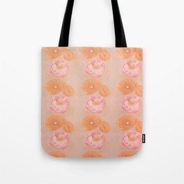 Good Morning Floral Tote Bag
