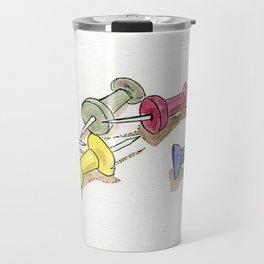 Office Supplies Travel Mug