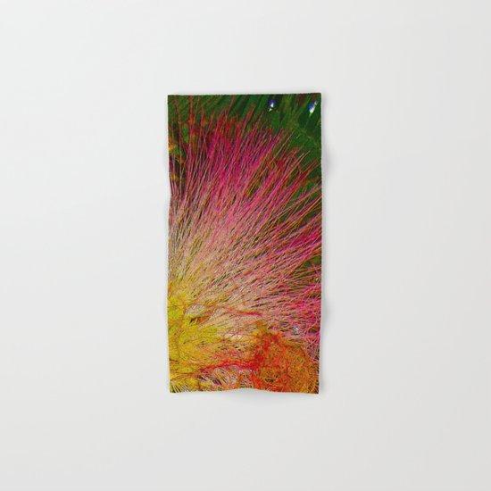 EXOTIC FLOWER Hand & Bath Towel